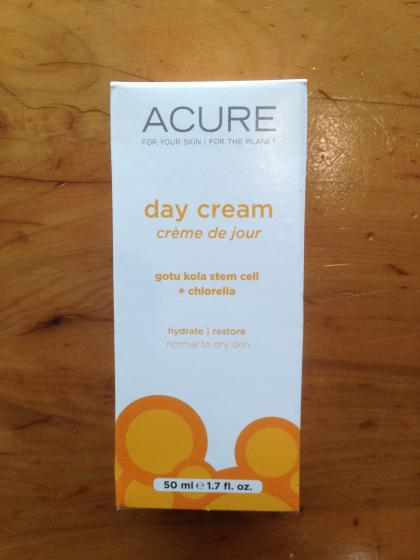 Acure, Day Cream (Gotu Kola Stem Cell + Chlorella) 50ml
