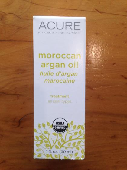 Acure, Moroccan Argan Oil Treatment (30ml)
