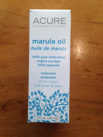 Acure, 100% Pure Wildcrafted Marula Oil Treatment (30ml)